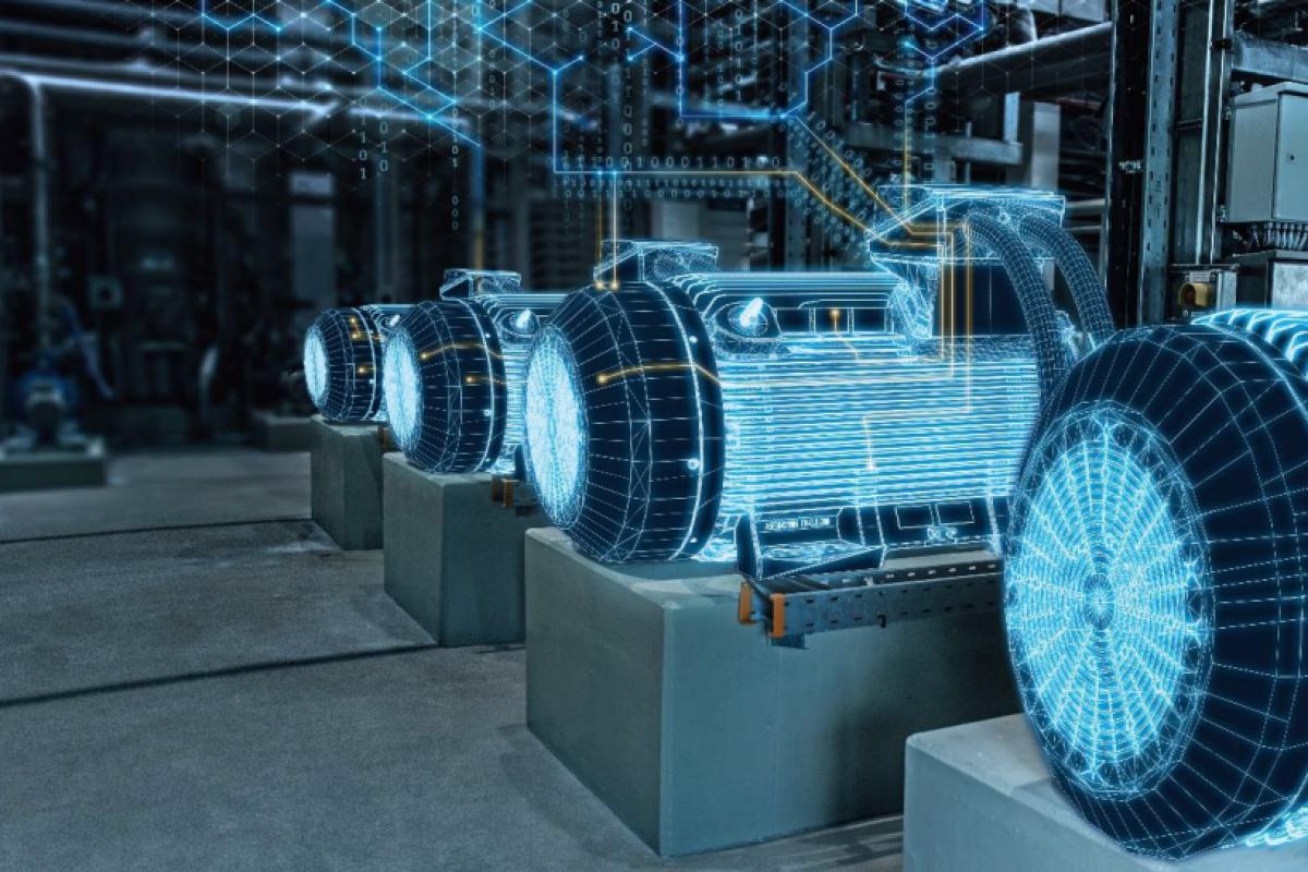 Un pack de digitalisation puissant pour les nouveaux moteurs Siemens