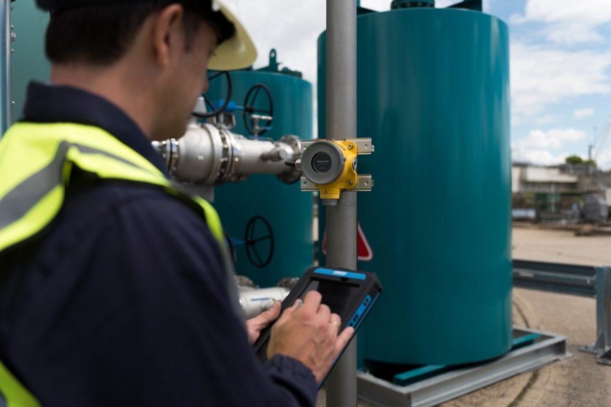 Un détecteur de gaz Bluetooth garantit la sécurité des opérations industrielles