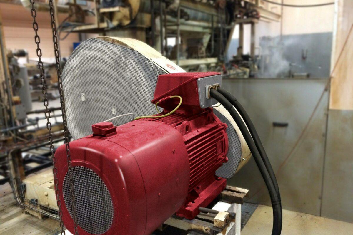 Économie d'énergie: le changement d'un moteur se révèle gagnant