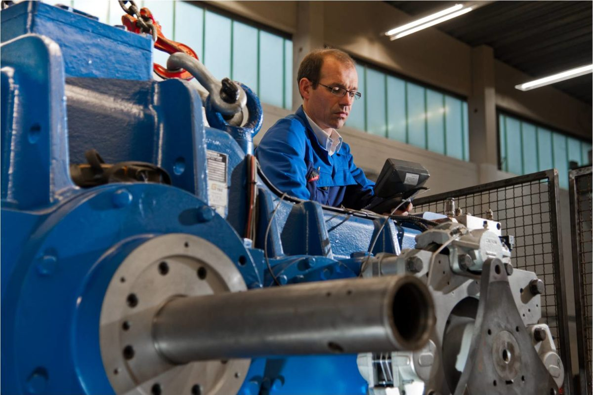 Maintenance conditionnelle des machines tournantes, partie 2
