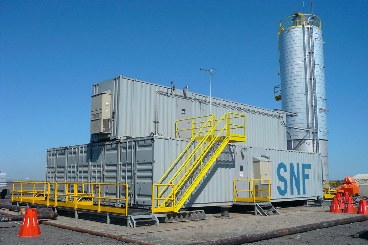 La Côte d'Opale, terre d'investissement pour le groupe chimique SNF Floerger