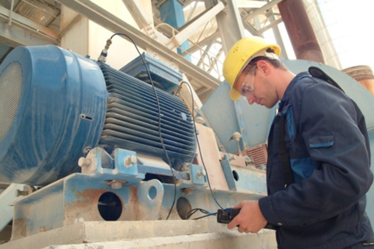 Maintenance conditionnelle des machines tournantes