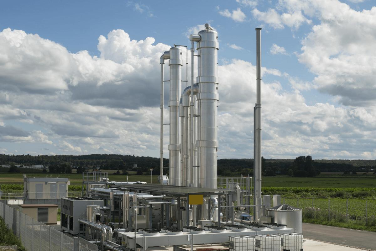 Des pompes Watson-Marlow dans la plus grande usine de biogaz française