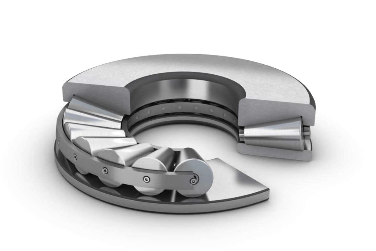 De nouvelles butées à rouleaux coniques pour SKF