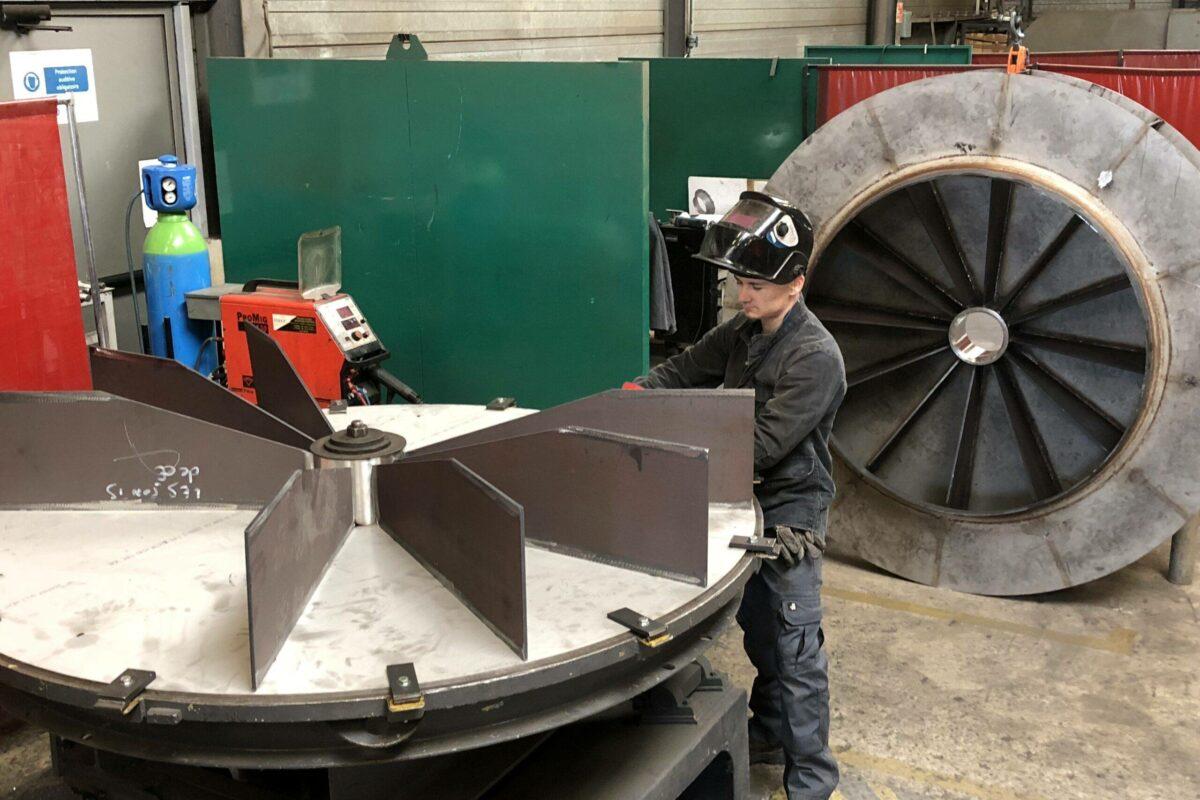 Des ventilateurs industriels « made in Angers » s'exportent à l'étranger