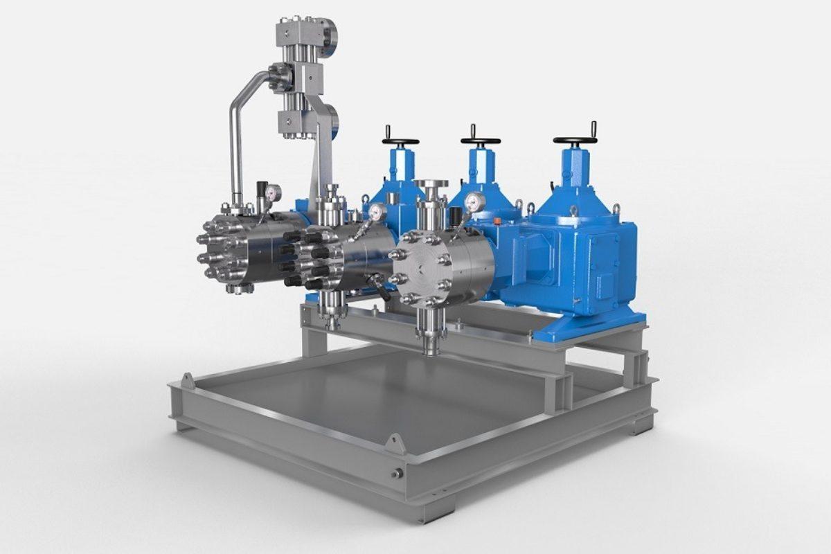 LEWA ajoute à sa gamme Ecoflow une pompe de puissance intermédiaire
