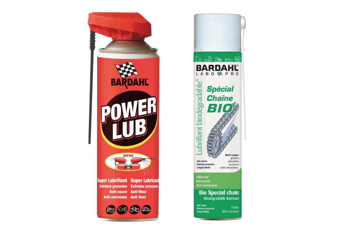 Bardahl Labo Pro propose aux industriels 2 lubrifiants créés sur-mesure