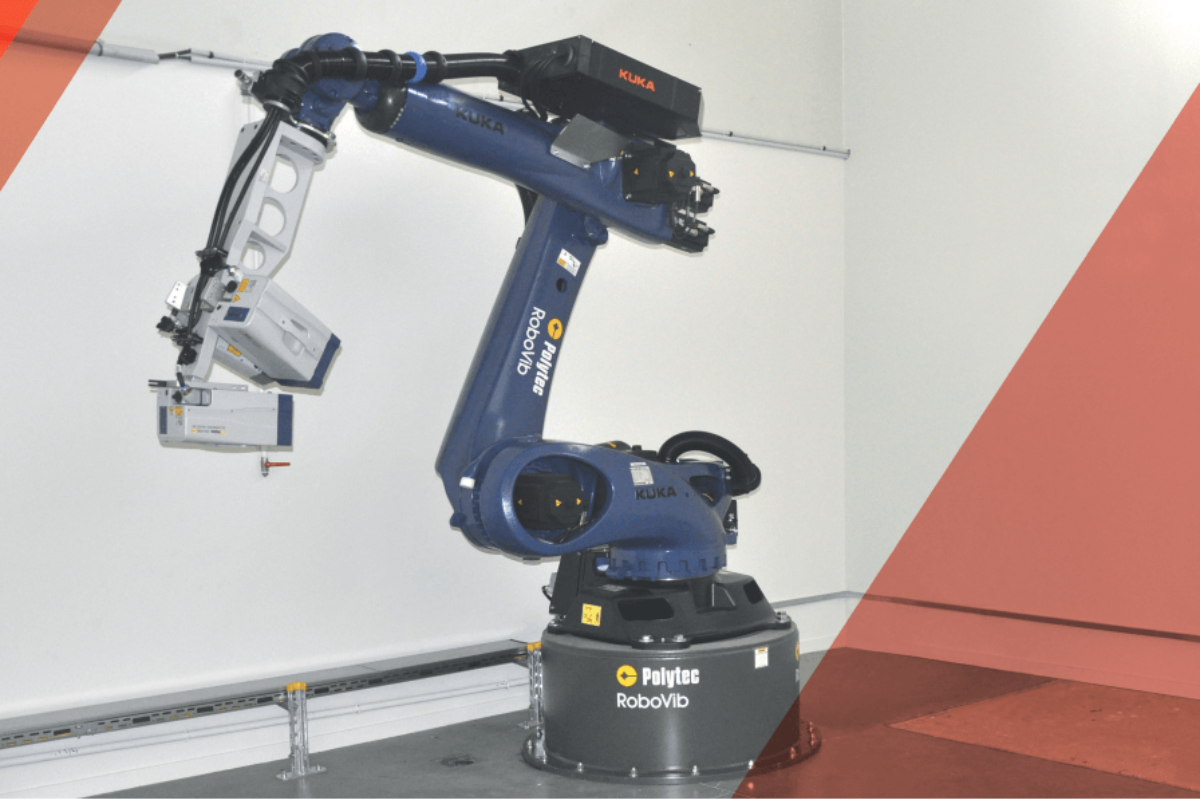 Le Mans s'équipe d'un vibromètre Laser 3D pour l'étude des champs vibratoires