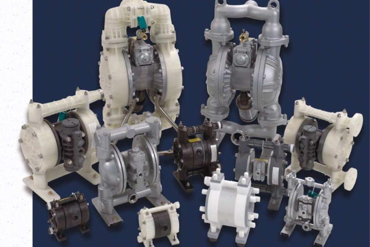 Numéro 4 mondial de la pompe pneumatique, YAMADA monte en puissance en Europe
