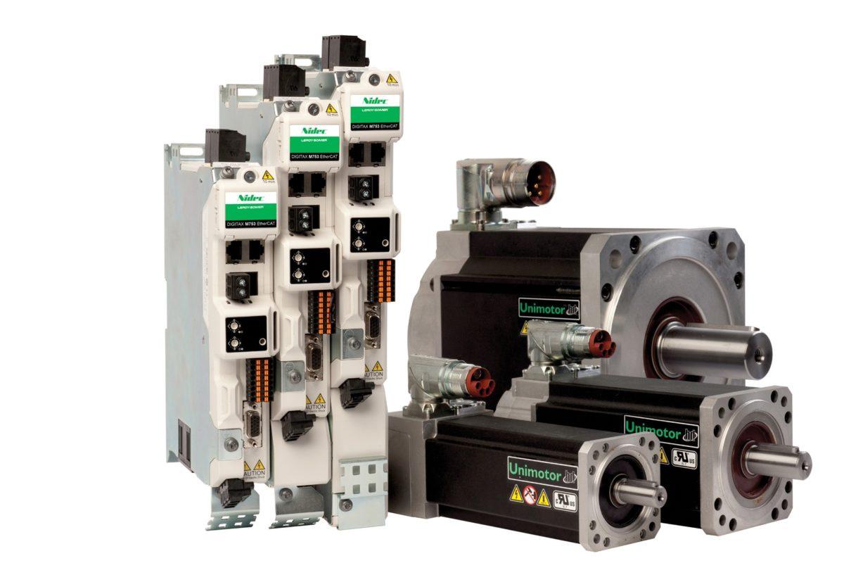 Des servovariateurs modulaires, peu encombrants de 0,25 à 7,5 kW