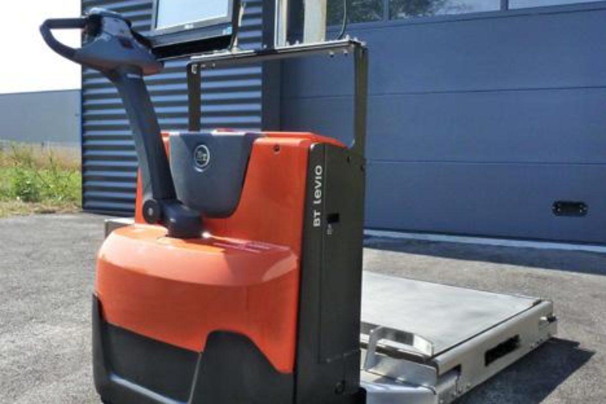 Efficacité en production: le chariot mobile peseur ultra précis et intelligent