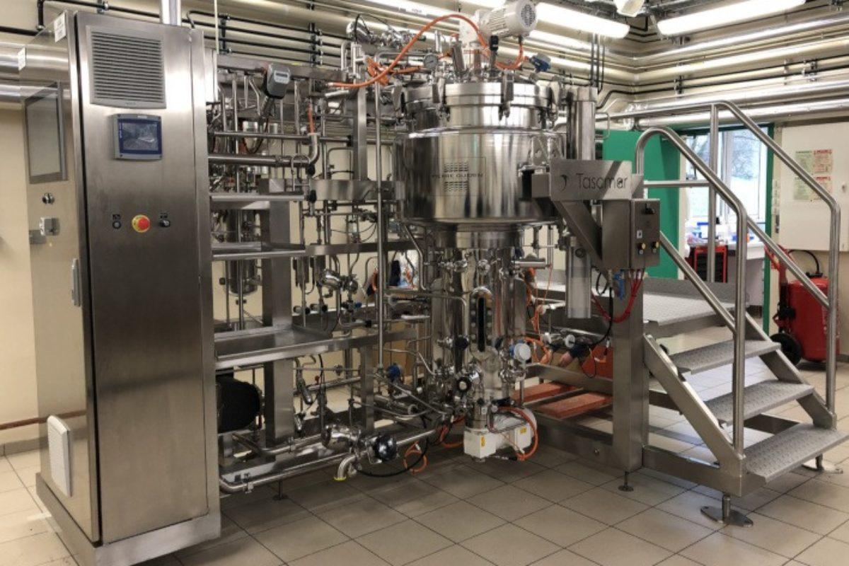 Un fermenteur universel pour la culture de micro-organismes en milieu pharmaceutique et agroalimentaire
