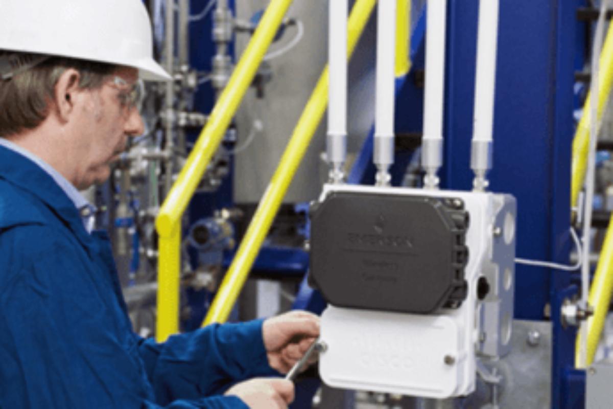 Réseaux sans fil industriel et Iot : robustesse, fiabilité, sécurité grâce à l'alliance Emerson et Cisco