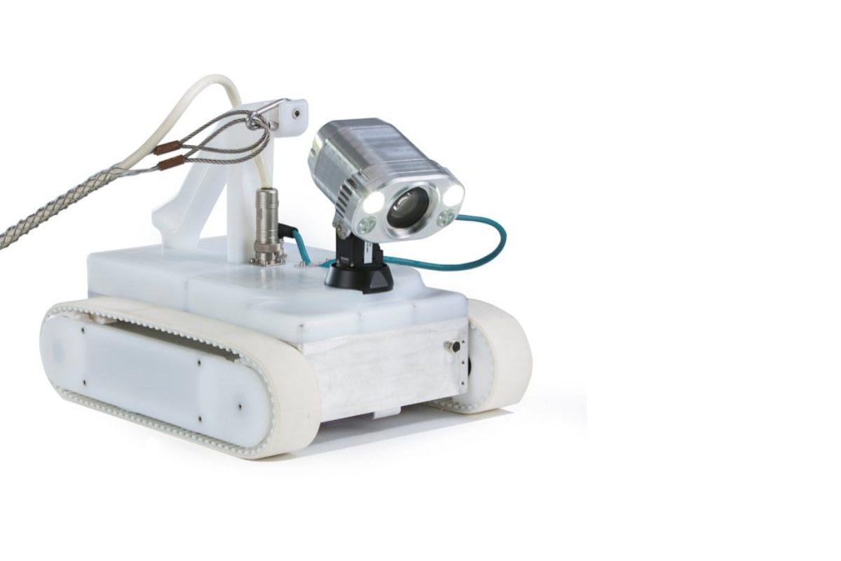 Inspectez vos équipements agroalimentaires avec des robots escaladeurs