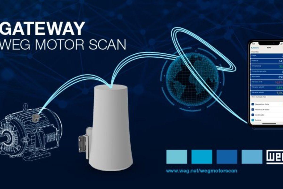 Surveillance avancée et efficace des moteurs électriques via le « Cloud »