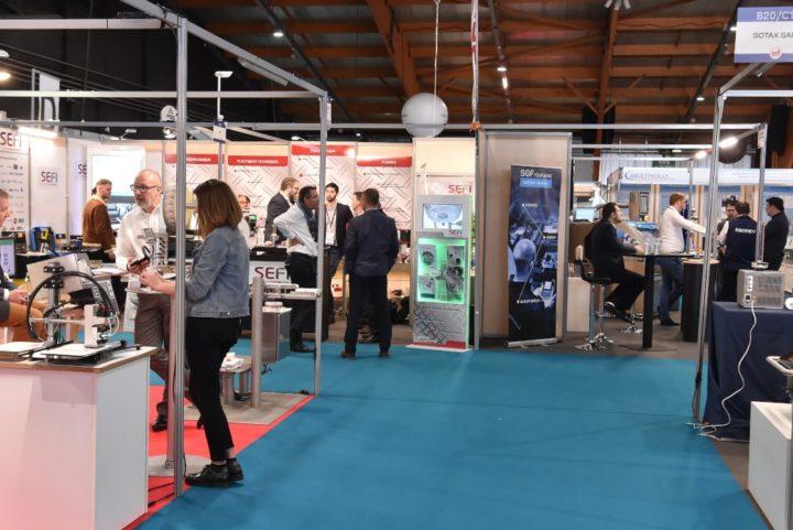Pharmacosmetech à Chartres: le rendez-vous des industries pharmaceutique et cosmétique