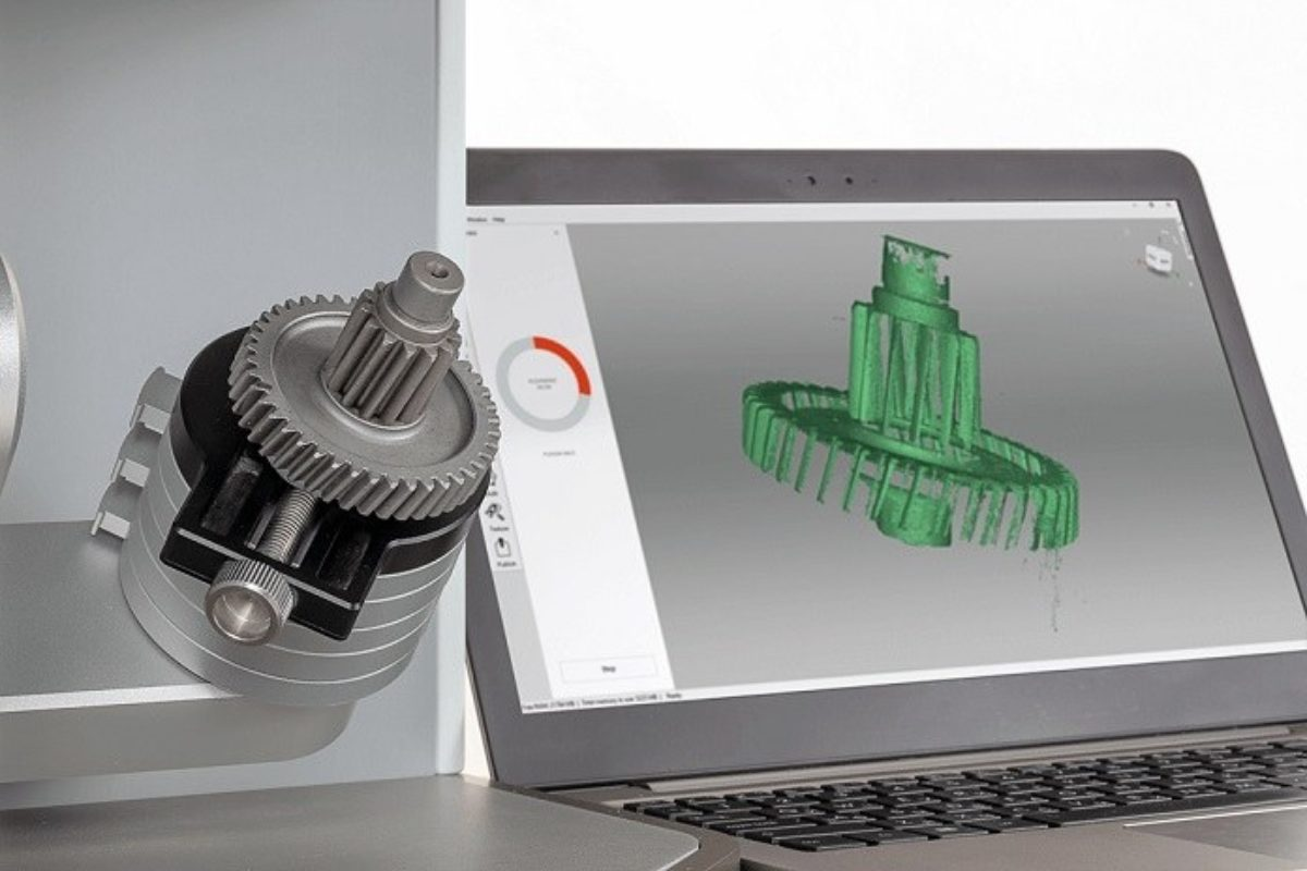 Les scanners 3D de classe métrologique : un outil industriel primordial aujourd'hui