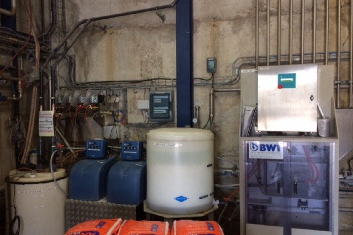 REX : Quand contrat de performance énergétique et traitement de l'eau de refroidissement riment