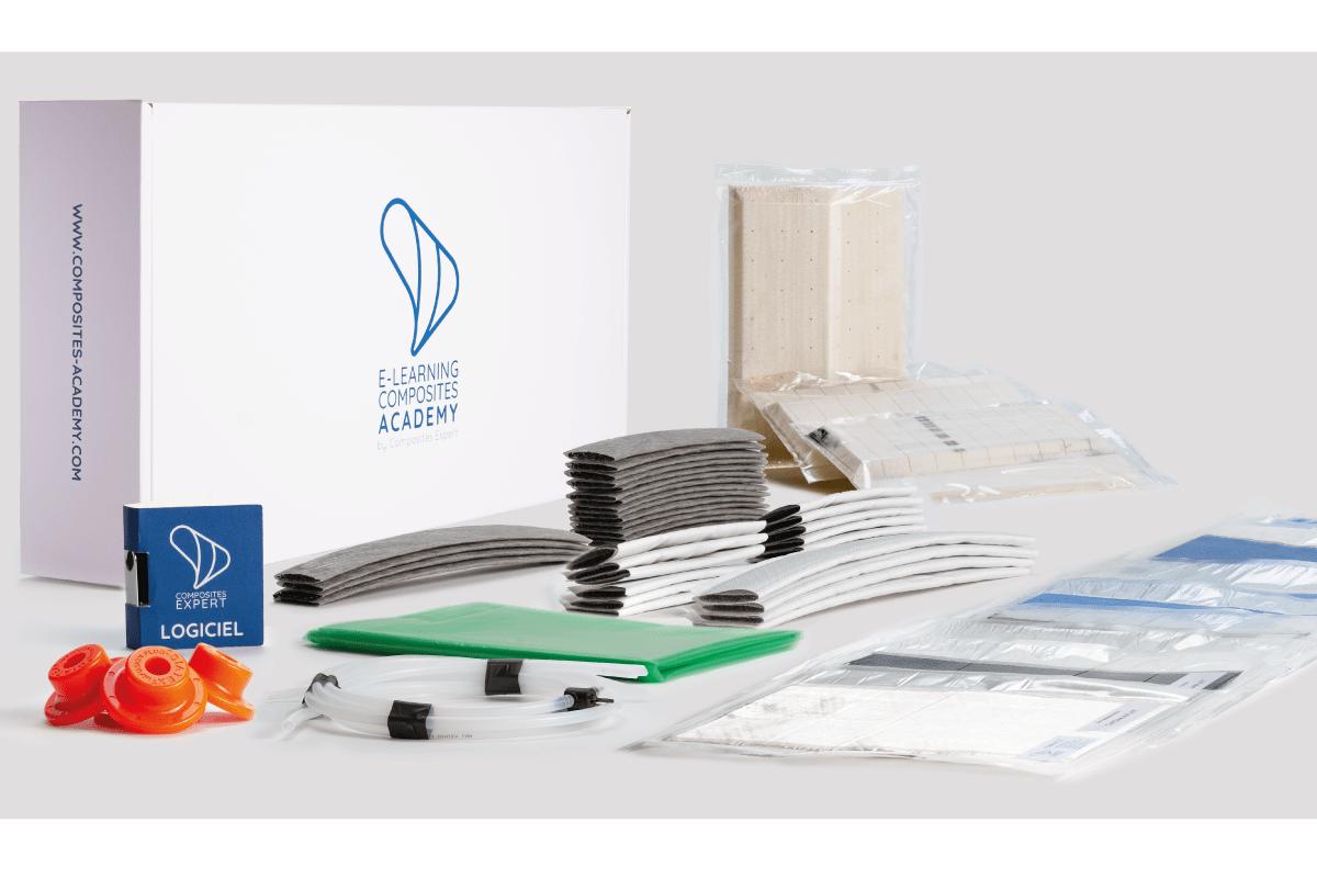 E-learning Composites Academy, la plateforme de formation dédiée aux matériaux composites