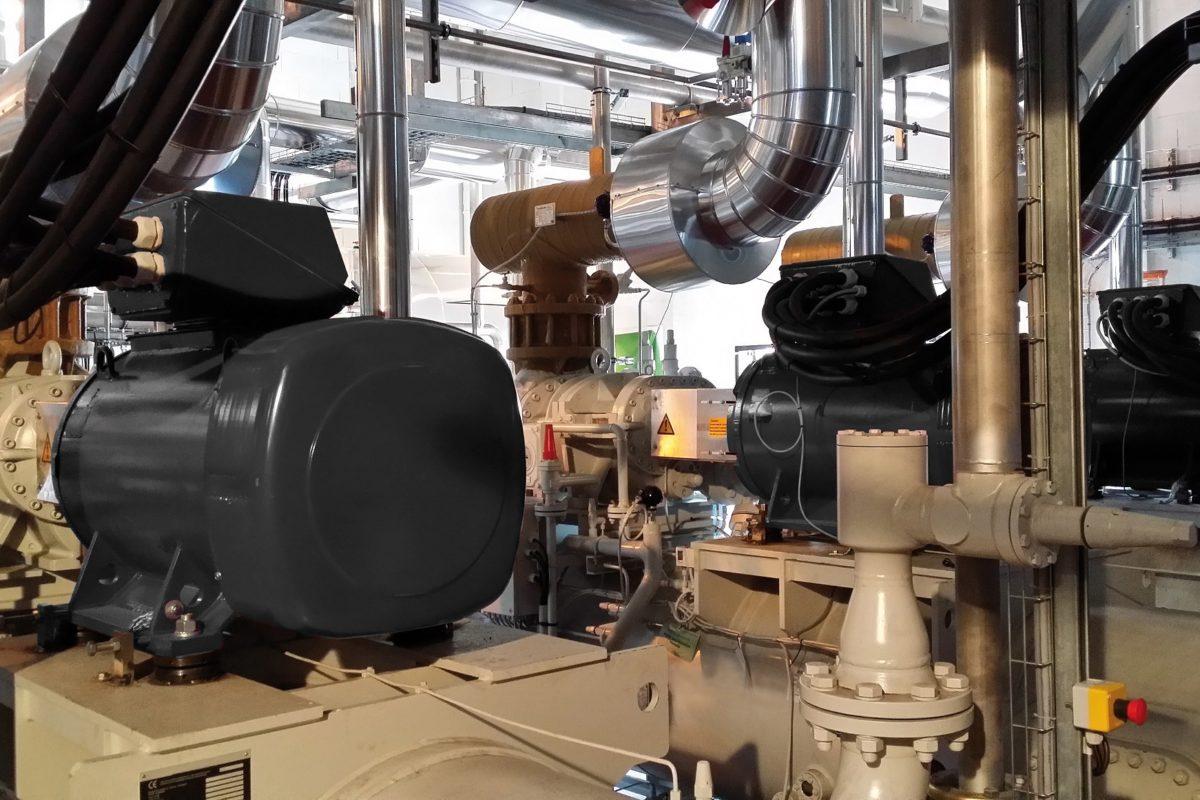 Une gamme de moteurs synchro-reluctants IE5 fabriqués en France de 11 à 500 kW
