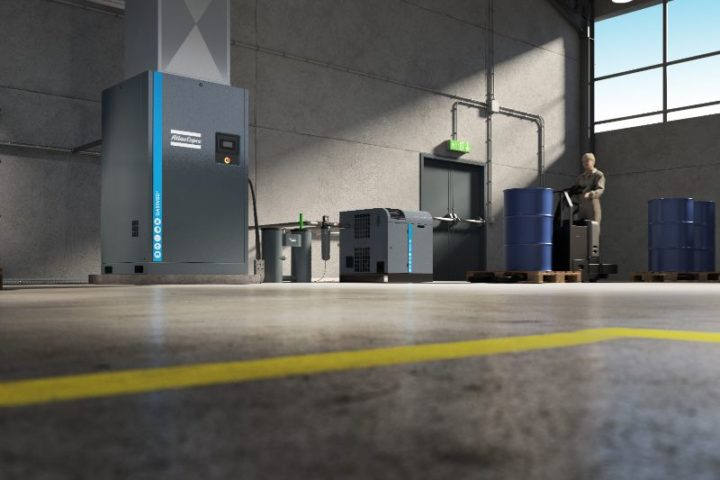 Sécheur frigorifique pour compresseur d'air : les avantages de la vitesse variable