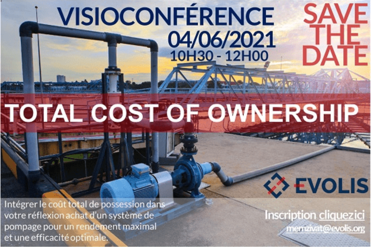 """POMPES: """"TCO ou Total Cost of Ownership"""""""