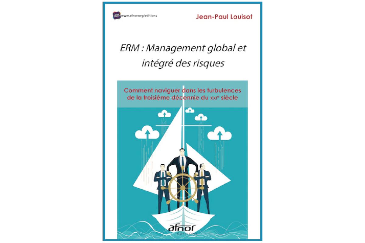 """Livre du mois: """"ERM: Management global et intégré des risques"""""""