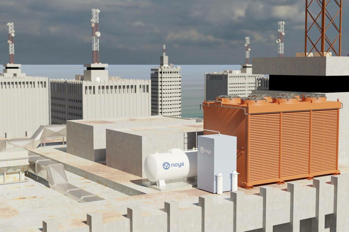 Une technologie pour capter le CO2 atmosphérique depuis les systèmes de refroidissement des bâtiments